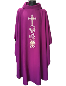 priestly chasuble